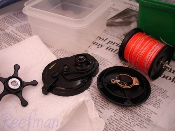 SHIMANO SPEEDMASTER IV - SERVICE AND REBUILD - ULTIMATE ANGLING